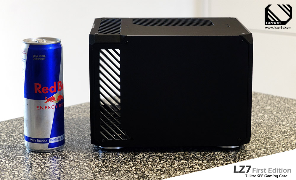 LZ7 First Edition - 7 Litre SFF Gaming PC Case